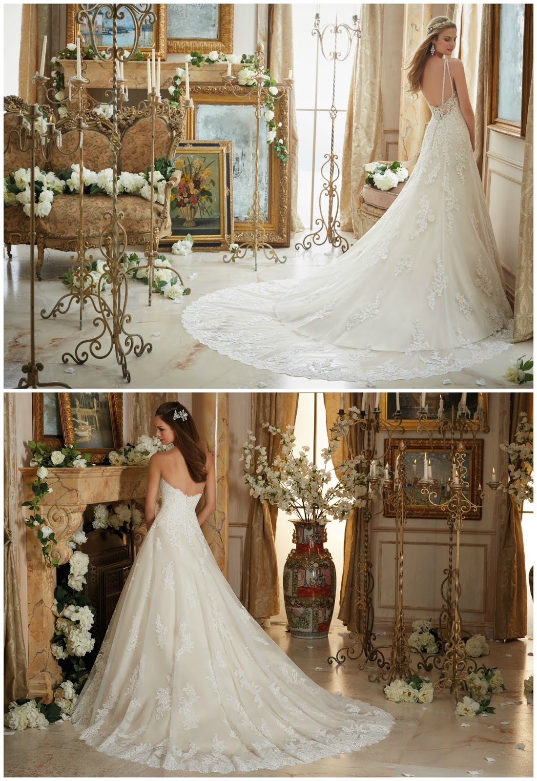 Brides of america online store preview the wedding for Miami wedding dresses stores