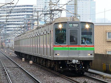 【本日ラストラン】千葉NT9000形の快特 羽田空港行き(2017.3引退)
