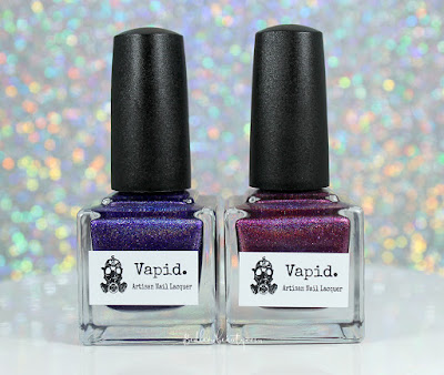 Vapid Lacquer XXX Dirty Holos