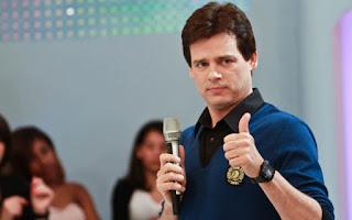 """Celso Portiolli prepara novidade para o """"Domingo Legal"""" no SBT"""