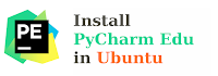 How to Install  Latest PyCharm Edu in Ubuntu from Terminal