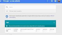 Vedere la cronologia Google di ricerche e siti visitati