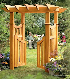 garden woodworking projects