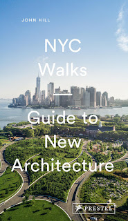 nyc walks guide to new architecture