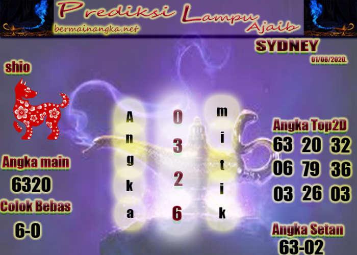 Kode syair Sydney Minggu 2 Agustus 2020 214