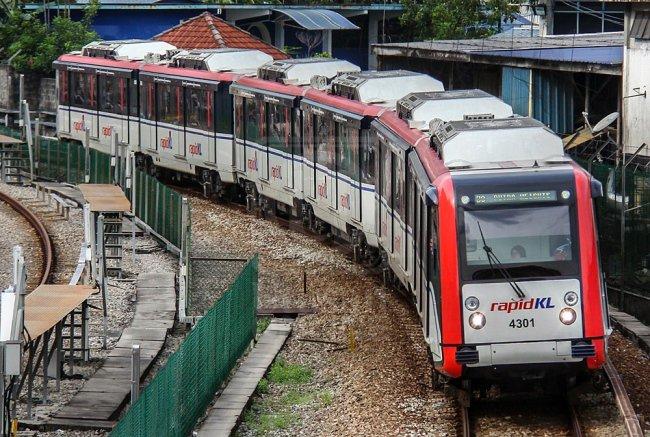 Mulai 1 Dis 2016, Penumpang Aliran Ampang Tak Perlu Tukar Tren Di Chan Sow Lin #RapidKL