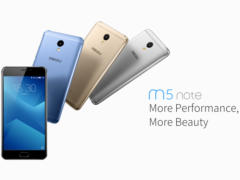 The phone comes in blue, grey, silver, and gold color variants