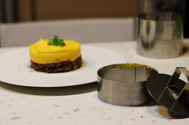 Parmentier canard butternut