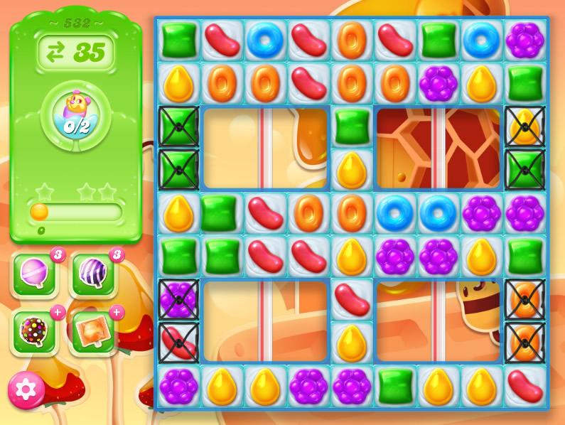 Candy Crush Jelly Saga 532