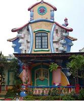 Sewa villa murah di puncak kota bunga type carton 2 kamar