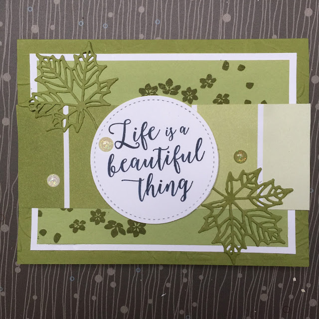 Part of the Color Theory Suite and Colorful Seasons stamp set from Stampin' Up!