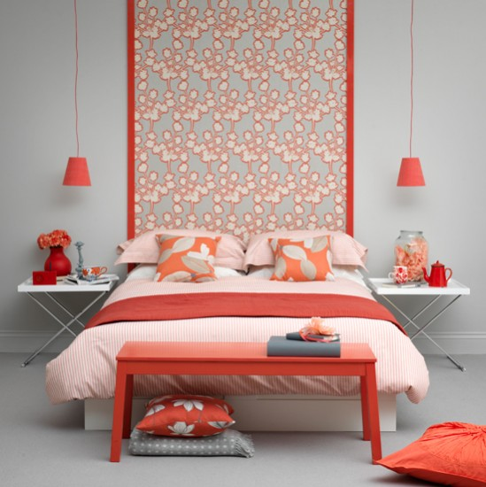 Anime Bedroom Wallpaper Grey Bedroom Cupboards Old Truck Bed Bedroom Bedroom Almirah Pics: Lifestyle In Blog: Refresh Your Life With Coral