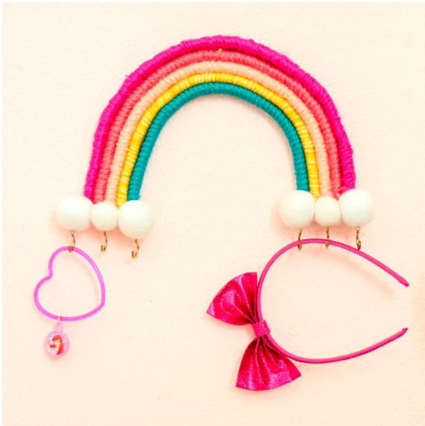 organizador arco iris rainbow