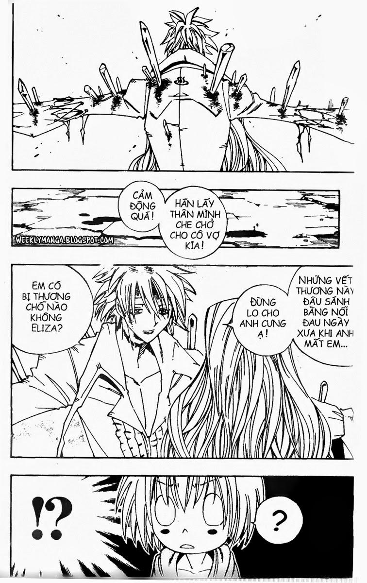 Shaman King [Vua pháp thuật] chap 130 trang 12