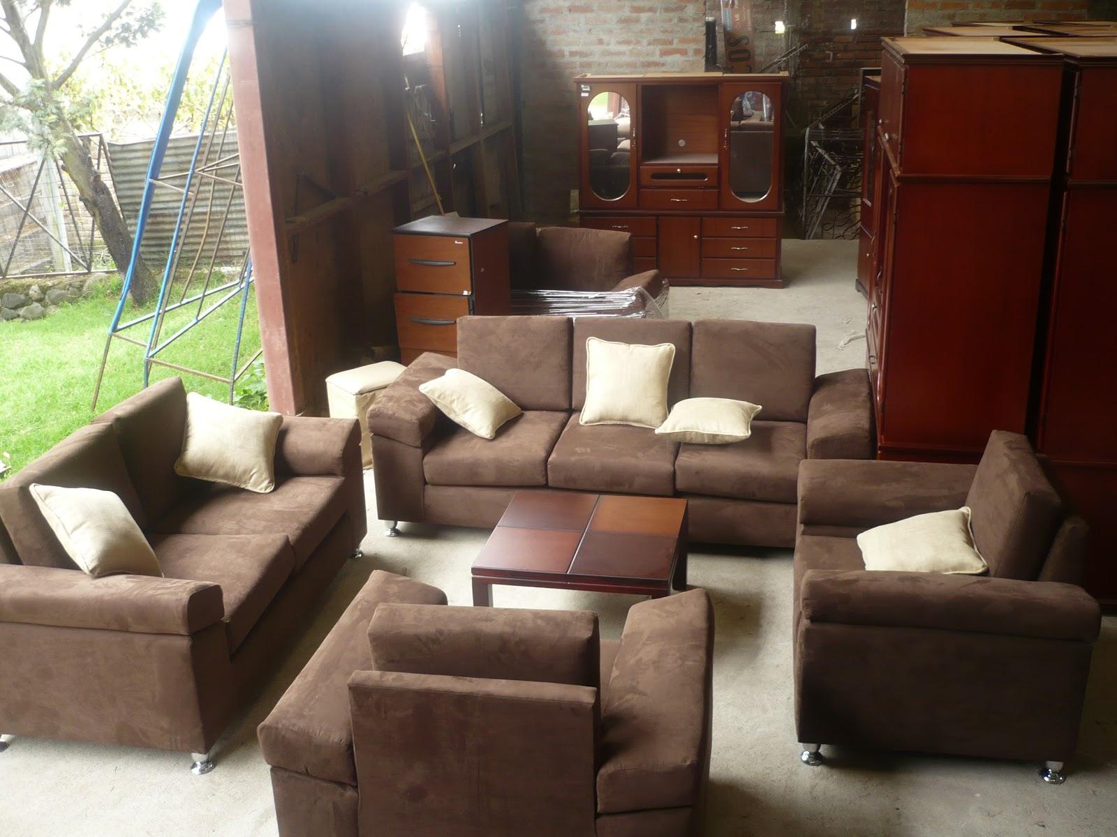 Juegos De Sala Juego De Sala Sofa Y 2 Sillones Ottoman Mod
