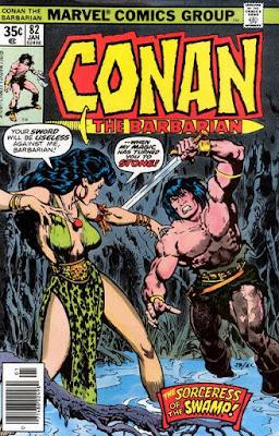 Conan the barbarian #82