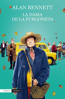 La dama de la furgoneta (The Lady in the Van) Poster