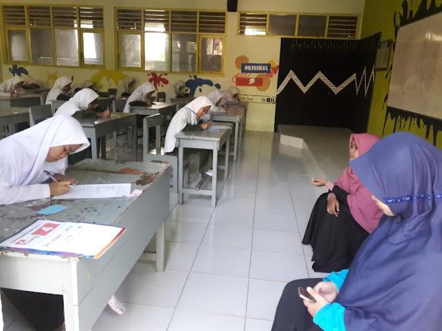 Ujian Kelas 5 Madrasah Diniyah, Berjalan dengan Lancar