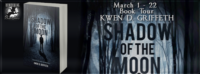 Interview with Kwen D Griffeth, author of Shadow of the Moon