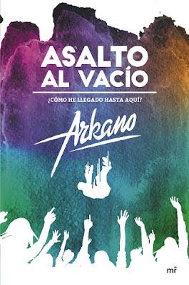 LIBRO - Asalto Al Vacío : Arkano (Martinez Roca - 8 Noviembre 2016) Comprar en Amazon España