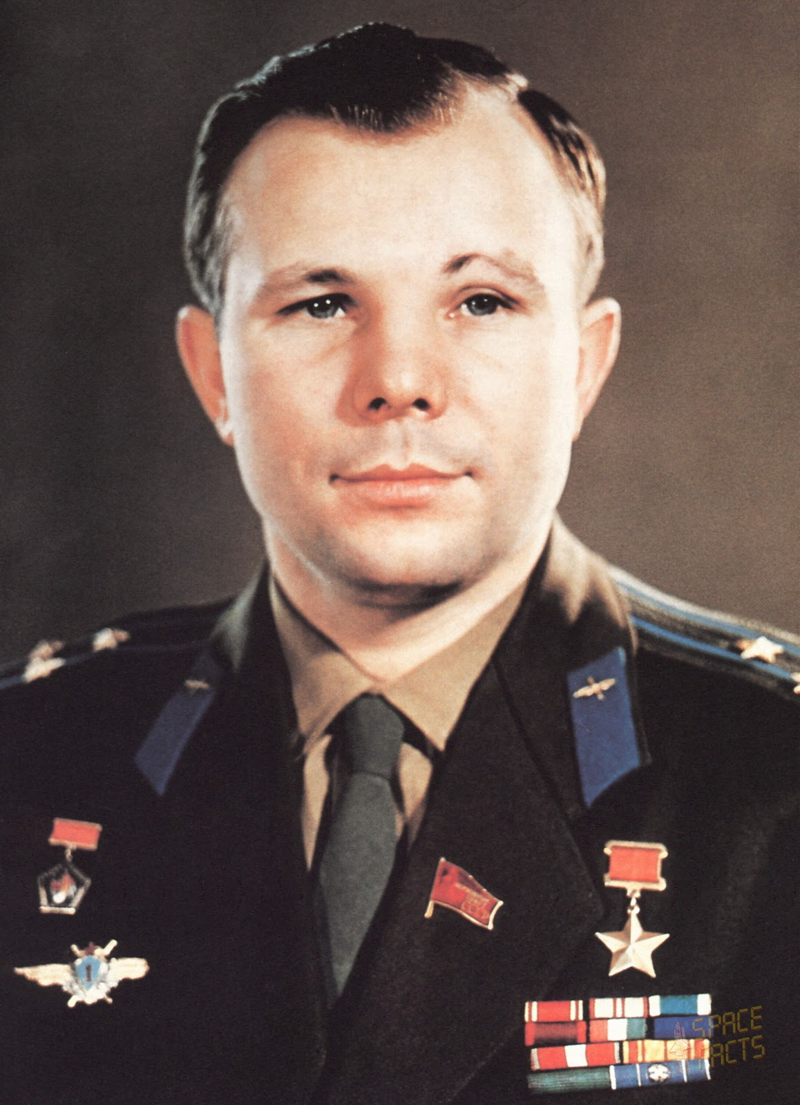 I Was Here Yuri Gagarin