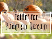 Fallin' For Pumpkin Season