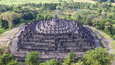 6 Fakta Unik Candi Borobudur