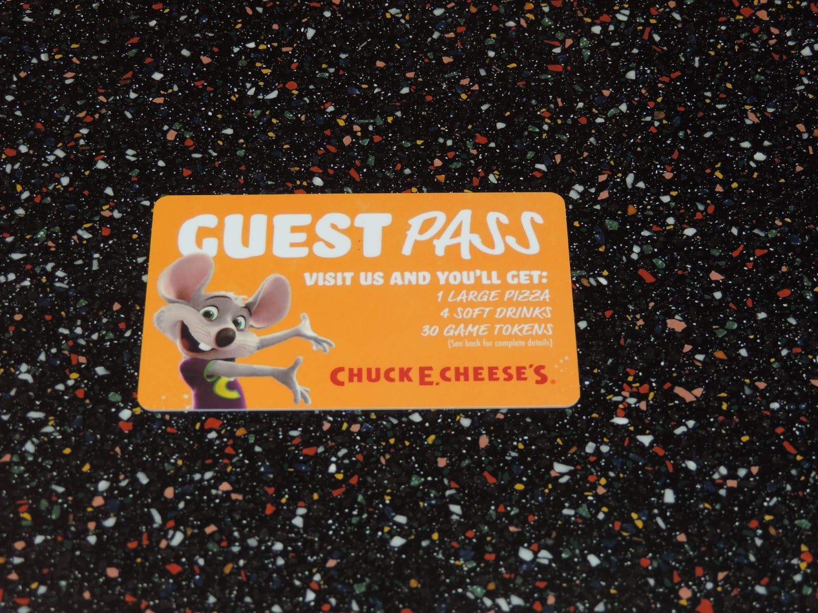 Mail4Rosey: 10 Reasons Chuck E Cheese Is A Blast For The Kids