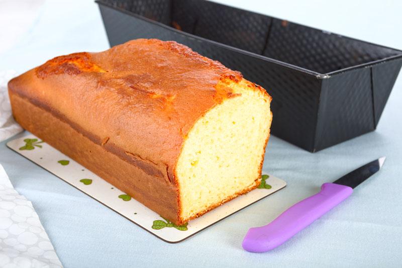 Der beste Kasten-Kuchen. Edyta Guhl.