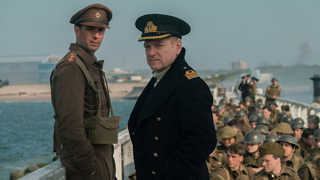 "James D'Arcy and Kenneth Branagh in ""Dunkirk"""