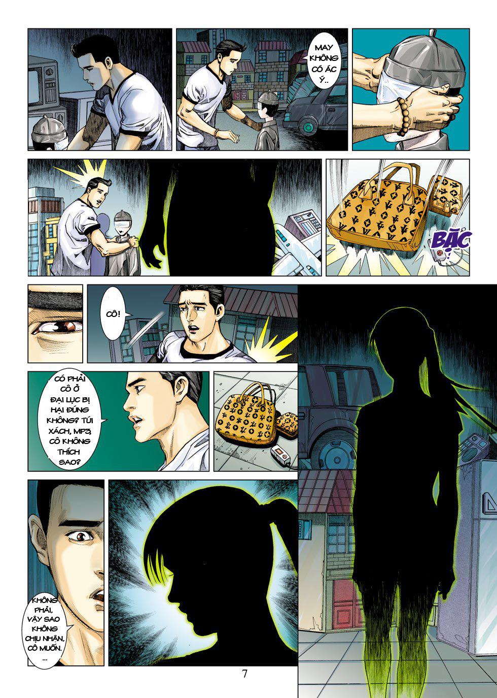 Âm Dương Lộ chap 18 - Trang 6