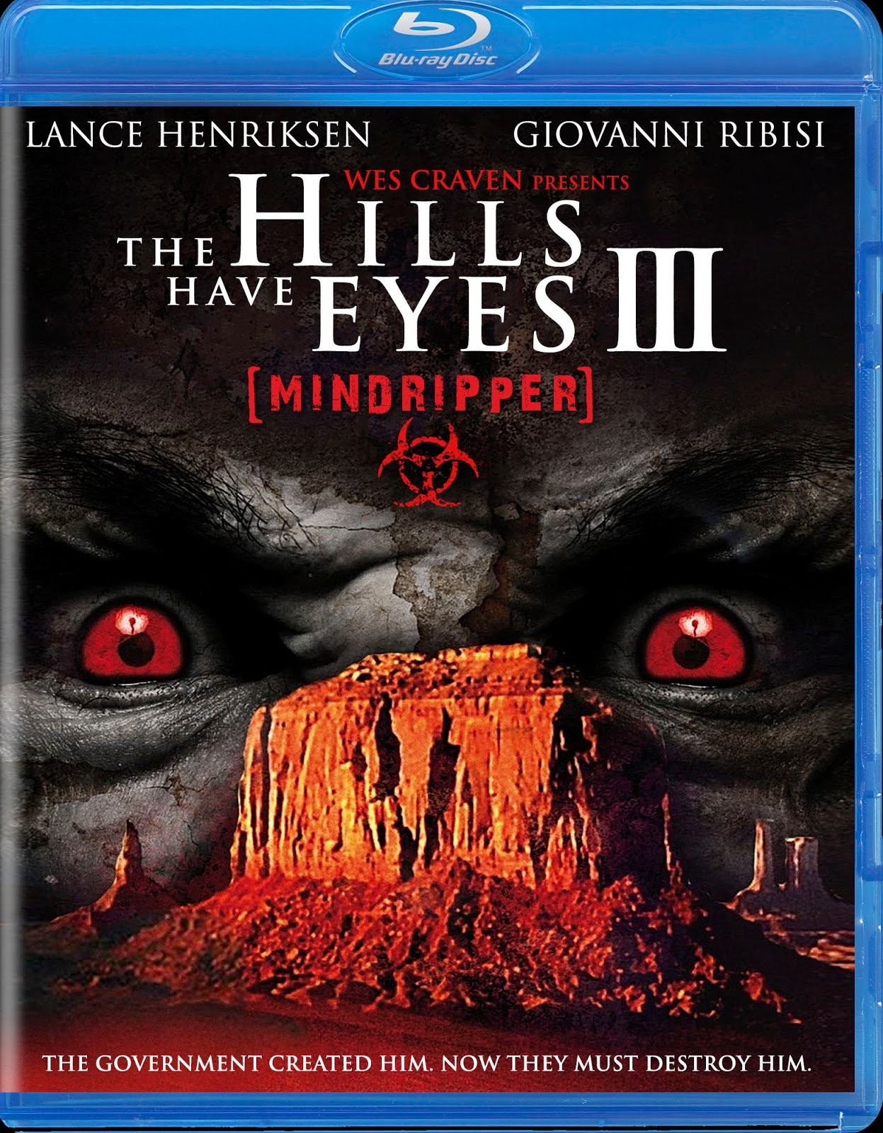 Code Red spies THE HILLS HAVE EYES III (MIND RIPPER ... The Hills Have Eyes 4