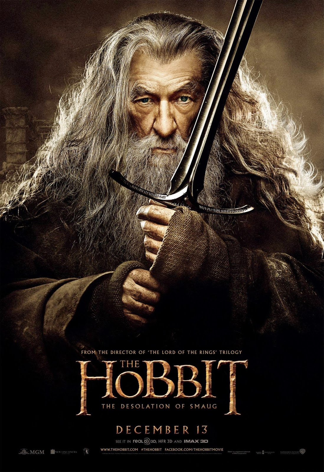 Leapbackblog Movies Tv Games Music And Whatever The Hobbit The Desolation Of Smaug 2013 Review
