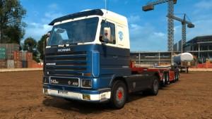 V8 Sound for Equalizer's Scania 3