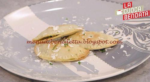 La Cuoca Bendata - Empanadas vegetariane ricetta Parodi