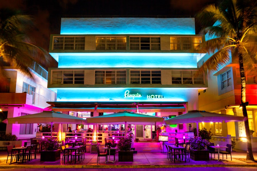 Penguin Hotel South Beach Miami