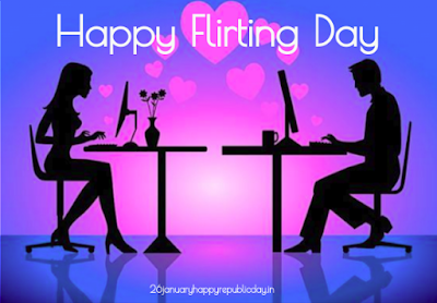 Happy Flirting Day 2019 (18th February): Wishes, Quotes, Messages, Images/Pictures & Facebook/Whatsapp Status