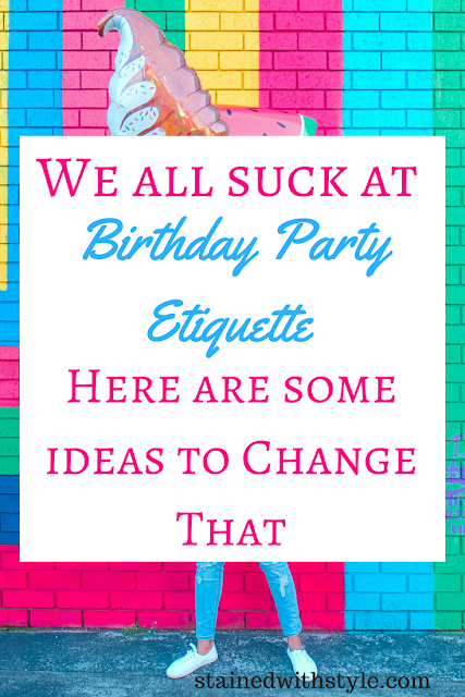 birthday party etiquette, manner and etiquette, manners for kids, etiquette for kids