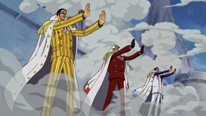 อาคาอินุผสานฮาคิป้องกันพลังทำลายของหนวดขาว
