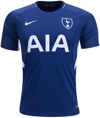 Nike Tottenham Hotspur Away Jersey 17-18