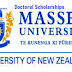 Apply Now for Massey University Doctoral Scholarship in New Zealand 2019