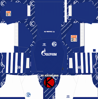 Schalke 04 2018/19 Kit - Dream League Soccer Kits