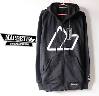 Jaket Fleece Hoodie Macbeth MAC003