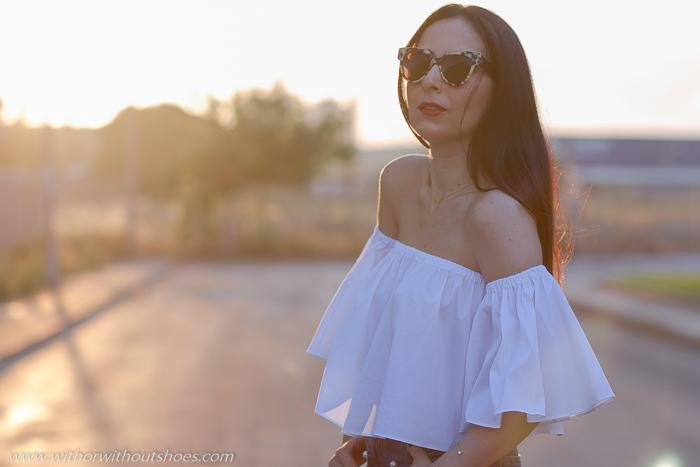 Influencer de Moda Instagram Looks con estilo de mujer verano 2017