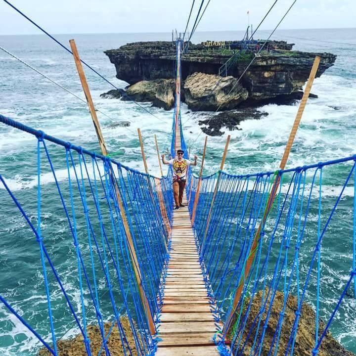 Wajah Baru Dari Wisata Pantai Timang Gunung Kidul Jogja Travel Story Of Indonesia