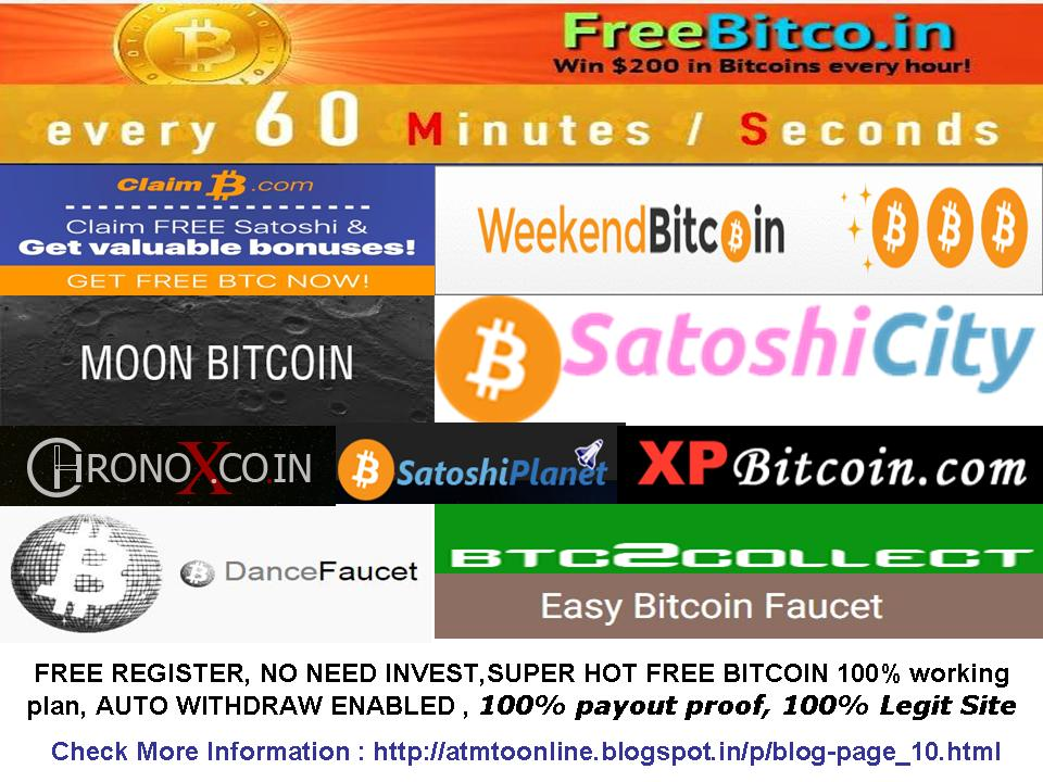 Earn 1 bitcoin daily without investment : FOREX Trading