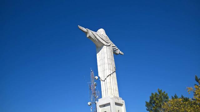 Cristo Redentor, Guaporé