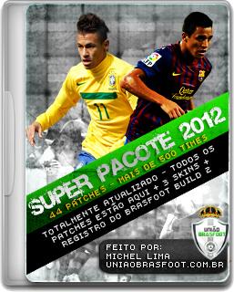 todos os patches para brasfoot 2012
