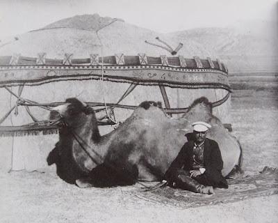 Fotografías antiguas de exploradores