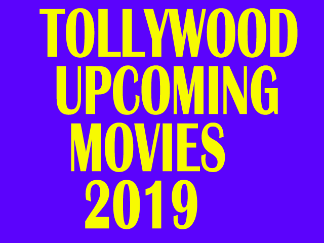 Telugu Upcoming Movies 2019-2020 | Tollywood New Movies with Release Dates 2019